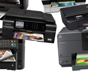 Lazerinių ir rašalinių spausdintuvų remontas, atnaujinimas, priežiūra.