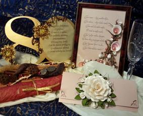 Sandrija - gėlės ir viskas šventėms / Sandrija / Darbų pavyzdys ID 83809