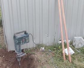 Led apšvietimas. Prijungimas prie Eso. Elektros instaliacija / Andrej Grudin, UAB ELEKTARA / Darbų pavyzdys ID 633125