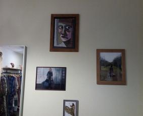 Įvairiausių paveikslų kabinimas Jūsų norimoje erdvėje.
