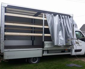 Krovinių pervežimas, perkraustymas, senų baldų išgabenimas. / Arūnas / Darbų pavyzdys ID 637301