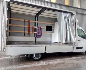 Krovinių pervežimas, perkraustymas, senų baldų išgabenimas. / Arūnas / Darbų pavyzdys ID 637553