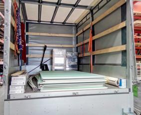 Krovinių pervežimas, perkraustymas, senų baldų išgabenimas. / Arūnas / Darbų pavyzdys ID 637555