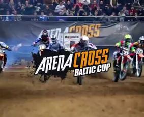 Arenacross Baltic Cup'15   TV reklama