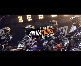 Arenacross Baltic Cup'15   official aftermovie