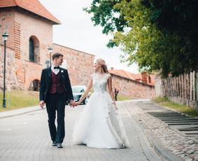 Vestuvinių ir proginių suknelių siuvimas ir taisymas