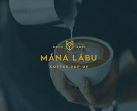 """Kavinės """"Manu Labu"""" logotipas"""