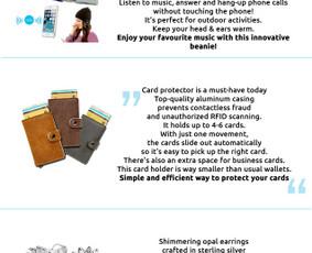 Reklaminiai tekstai|Straipsniai|Aprašymai (LT/ENG)
