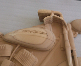 CNC Frezavimas, 3D frezavimas