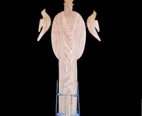 Skulptorius Robertas Strazdas