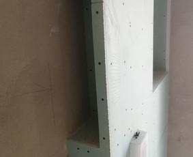 Gipso kartono montavimas Klaipėdoje / Egidijus Razmas / Darbų pavyzdys ID 642723