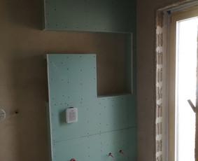 Gipso kartono montavimas Klaipėdoje / Egidijus Razmas / Darbų pavyzdys ID 642729