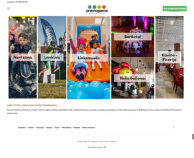 Internetinių svetainių ir el. parduotuvių kūrimas / Marius Zienius / Darbų pavyzdys ID 644165