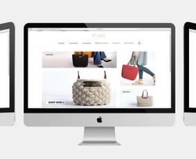 Internetinių svetainių ir elektroninių parduotuvių kūrimas