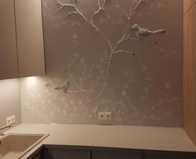 Interjero dekoravimas, bareljefai, freskos, sienų skulptūros / Lina / Darbų pavyzdys ID 647213