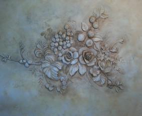 Interjero dekoravimas, bareljefai, freskos, sienų skulptūros / Lina / Darbų pavyzdys ID 647215