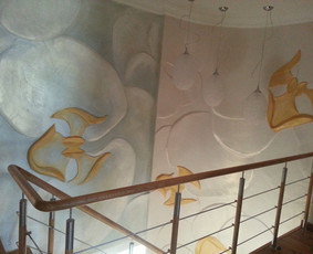 Interjero dekoravimas, bareljefai, freskos, sienų skulptūros / Lina / Darbų pavyzdys ID 647245