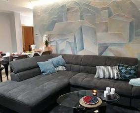 Interjero dekoravimas, bareljefai, freskos, sienų skulptūros / Lina / Darbų pavyzdys ID 647253