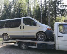 Techninė pagalba kelyje, nuo 15€