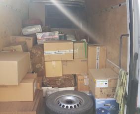 Perkraustymo paslaugos krovinių pervežimas / Virgilijus / Darbų pavyzdys ID 648841