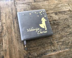 Vestuvių linkėjimų knygos ir nuotraukų albumai iš DIART