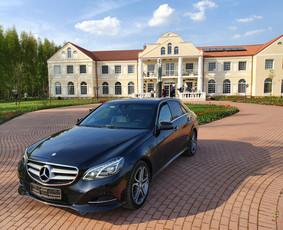 Prabangių automobilių nuoma-  tik  su vairuotoju / Dėl automobilių / Darbų pavyzdys ID 650573