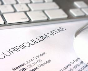 Kaip rašyti CV?