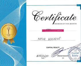 Sertifikuotas nekilnojamojo turto brokeris Vilniuje / Artur Bogdevič / Darbų pavyzdys ID 661219