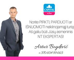 Sertifikuotas nekilnojamojo turto brokeris Vilniuje / Artur Bogdevič / Darbų pavyzdys ID 661227