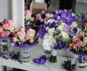 Floristas, gėlių salonas