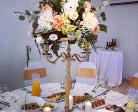 DAROM ŠVENTĘ? TAIP! Jūsų vestuvių dekoras ir organizavimas.