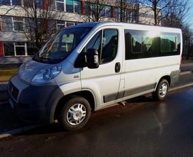 Mikroautobusų nuoma Klaipėdoje