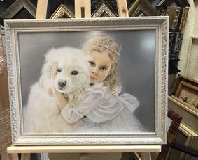 Portretai iš nuotraukų, paveikslų piešimas pagal užsakymą.
