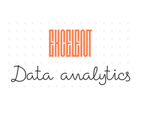 Duomenų analitika su Excel
