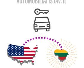 Automobiliai iš JAV, Automobiliai iš Amerikos