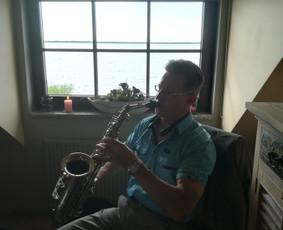 Muzikantas,saksofonistas