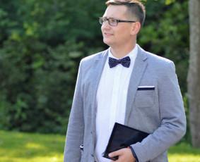Laurynas Lokys - vedėjas visoje Lietuvoje ir ne tik! / Laurynas Lokys / Darbų pavyzdys ID 673317