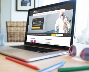 Four Paddock tai įmonė užsiimanti Asbesto tyrimais ir jo šalinimu. Pagal Didžiojoje Britanijoje galiojančius įstatymus prieš atliekant senų namų renovavimą ar remonto darbus būtiną išti ...