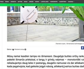 Craftmark Studio - tekstai rinkodarai, pardavimams Lt / En / Neringa Klevaitė-Vežbickienė / Darbų pavyzdys ID 674953
