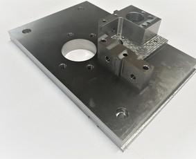 CNC plieno, aliuminio, plastikų, precizinis frezavimas