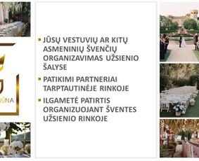 Balta Karūna - vestuvių floristika,dekoravimas,koordinavimas / Balta Karūna / Darbų pavyzdys ID 675235