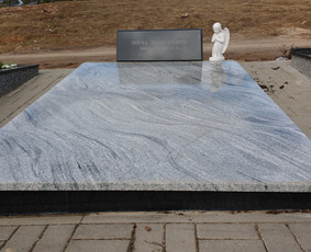 Kapų tvarkymas, granito plokštės, Paminklai, antkapiai / Paulius Latvys / Darbų pavyzdys ID 675525