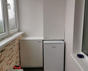 Virtuvės,prieškambario,vonios baldai