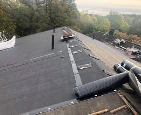 Kokybiškas stogų dengimas*trinkelių klojimas*karkaso darbai! / Namtakas / Darbų pavyzdys ID 676837