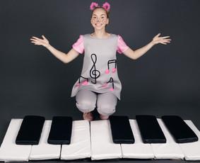 GyviTeatre - miuziklai vaikams ir visai šeimai!