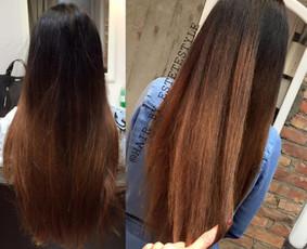Kirpėjas, meistras, plaukų stilistas / Estetestyle Hairmakeup / Darbų pavyzdys ID 88246