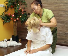 Tradicinis Tailandietiškas masažas ReflexPoint