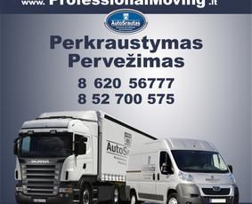 Krovinių pervežimas / Šarūnas Autosrautas / Darbų pavyzdys ID 88317