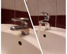 Vonios vandens čiaupo pakeitimas Jūsų namuose