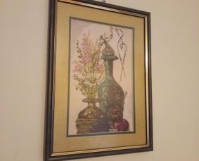 Paveikslų ir dekoracijų kabinimas Jūsų namuose, biure, sodyboje, galerijoje...